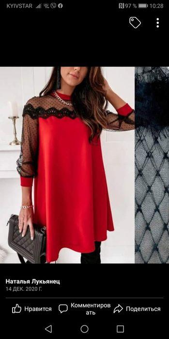 Продам платье НОВОЕ Понизовка - изображение 1