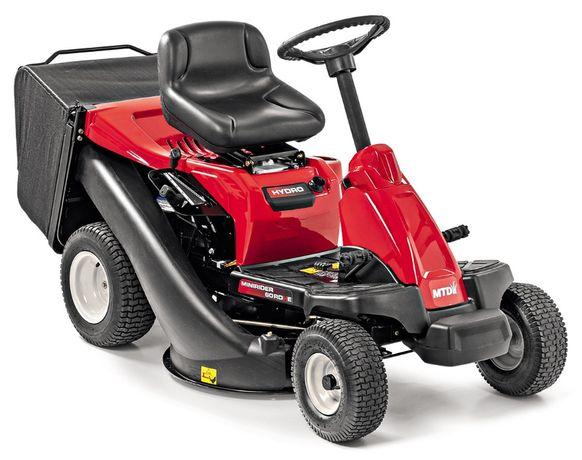 NOWY mały i zwinny traktorek kosiarka MTD MINIRIDER 76 RDE POMPA