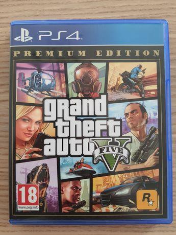 Grand Theft Auto V PS4 PL