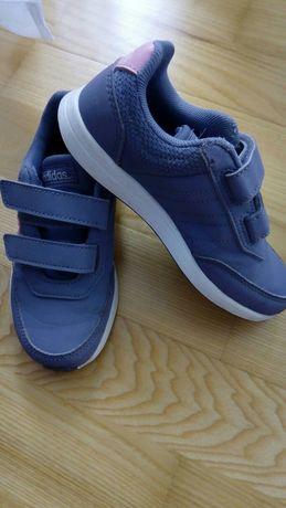 Buty Adidas dla dziewczynki r. 29