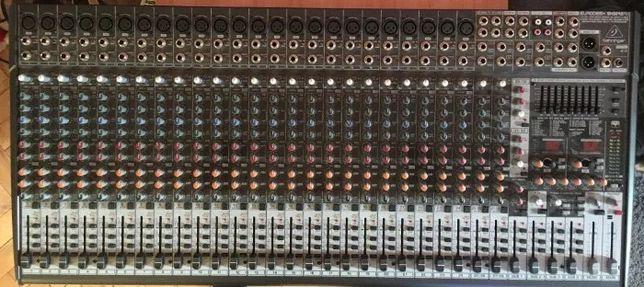 Behringer EURODESK SX3242FX - mikser