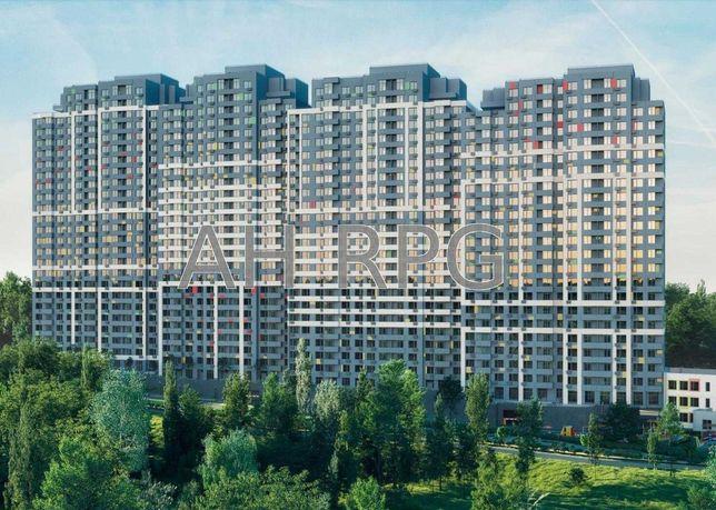 ЛУЧШАЯ ЦЕНА! 1к. 42.9 м² в ЖК Кирилловский Гай, Лукьяновка, Центр