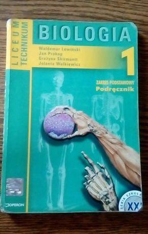 Biologia 1. Podręcznik