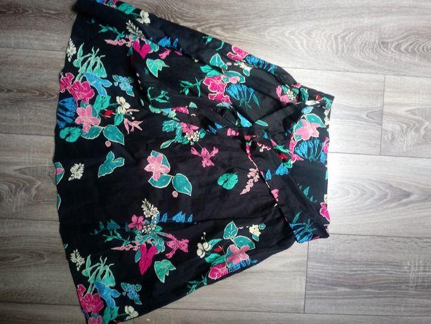 Spódnica c&a M w kwiaty