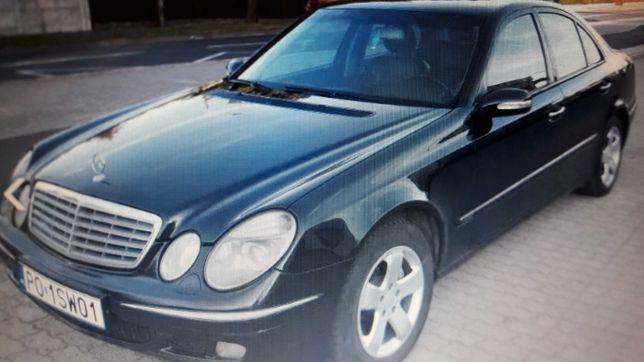 Mercedes E320, W211, 2003р.в., $3100