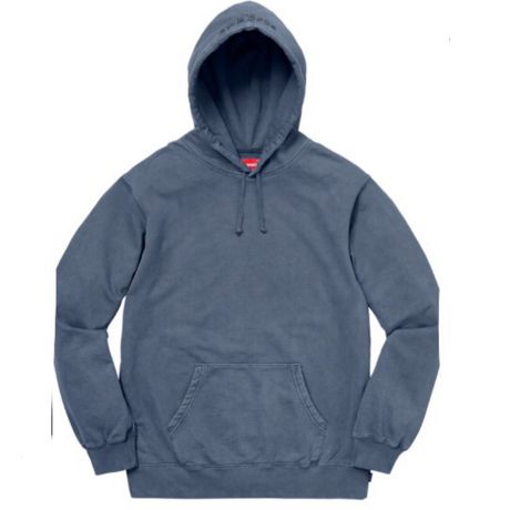 Bluza SUPREME overdyed hoodie L VNDS