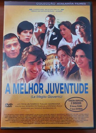 A melhor Juventude (La Meglio Giocentù) - Cannes