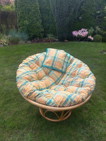 Fotele ogrodowe i nie tylko.