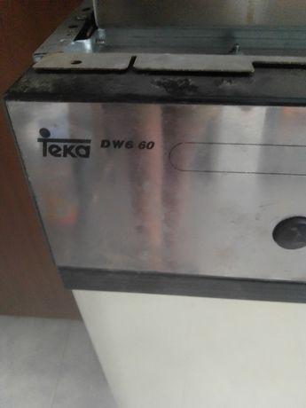 Máquina de lavar loiça Teka D W 6 60