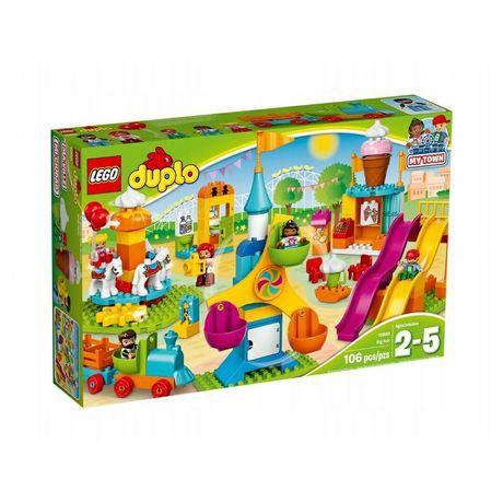 Lego duplo 10840 duże wesole miasteczko