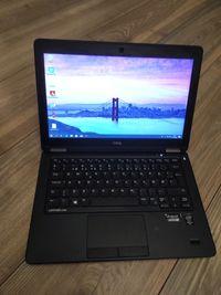 Laptop Dell Latitude E7250 i5 2,3GHz 8GB RAM 120 GB SSD