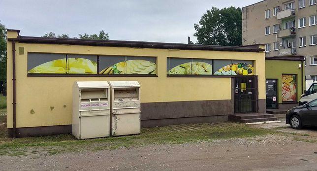 Lokal usługowy 60 m2 Myszków Spółdzielcza -WYNAJEM