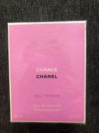 Духи Chanel Chance Eau Tendre. 100% Оригинал. Новые