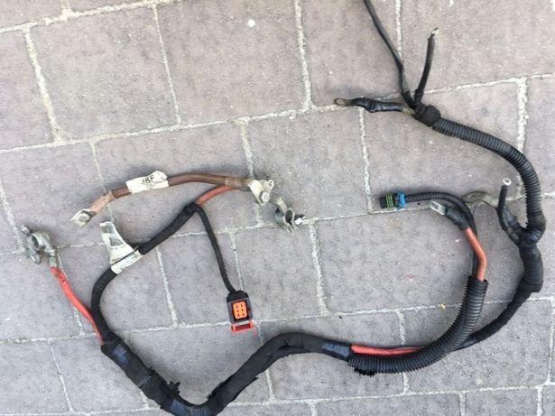 Wiązka akumulator Opel Zafira B