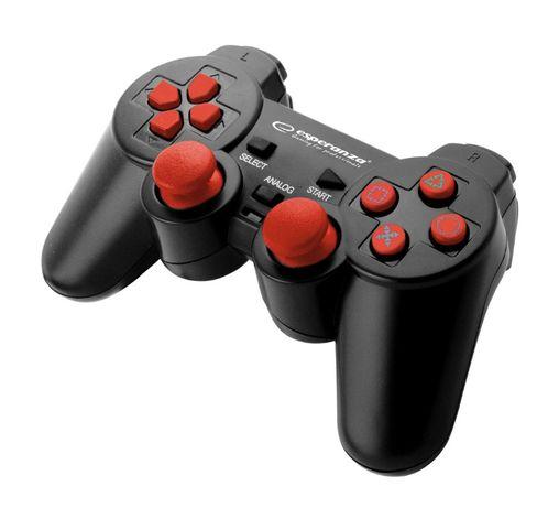 Gamepad CORSAIR na Komputer PC/PS3/PS2, USB