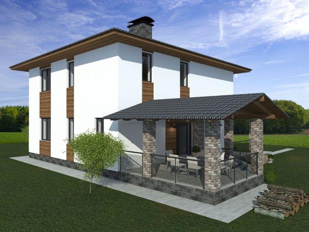 Проект будинку. Проект дома