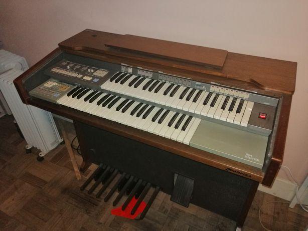 Órgão igreja farfisa