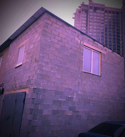 Сдам гараж на Оболони 24 кв.м с высотой потолка 5 м.
