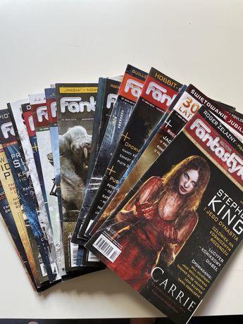 Oddam czasopisma Nowa Fanrastyka