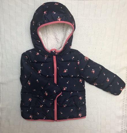 Курточка, куртка зимняя GAP