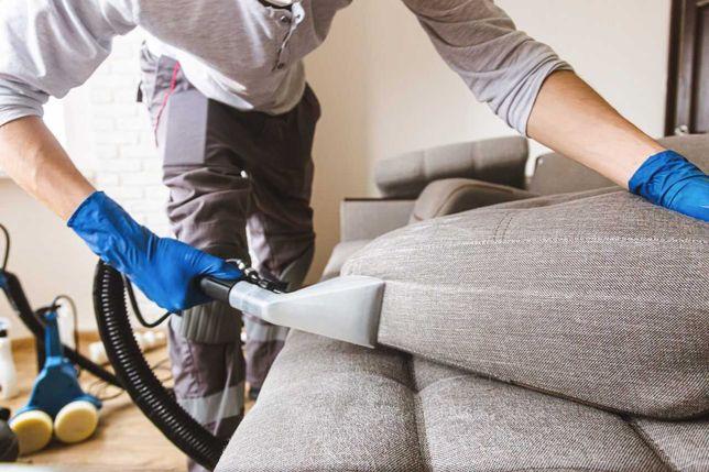 Pranie tapicerki - pranie dywanów - pranie wykładzin - bez zacieków