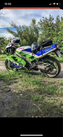Kawasaki zxr 400 Ninja укр. регистрация