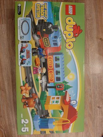 Lego duplo 10507 - mój pierwszy pociąg