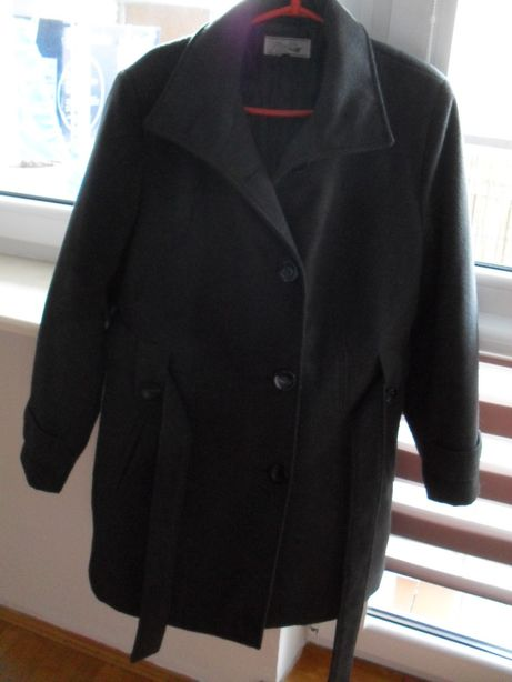 Płaszcz damski - wiosenno/jesienny rozm. większe XL