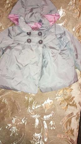 Продается детская курточка для девочки до года