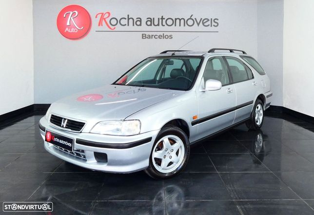 Honda Civic Aerodeck 1.4i Profile