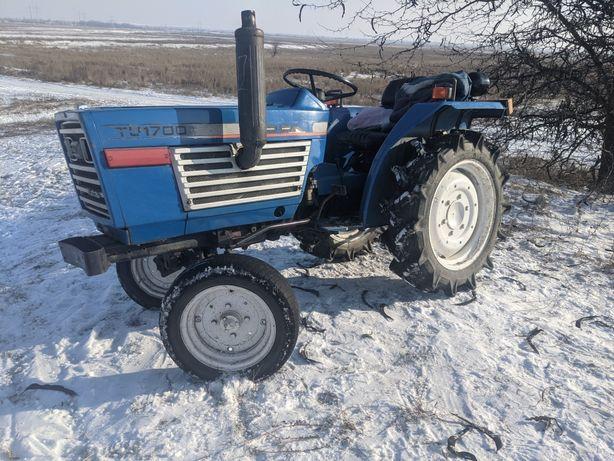 Мини трактор Iseki tu 1700