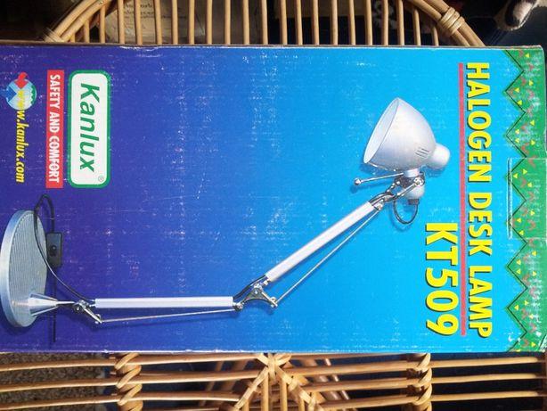 Lampka biurkowa kreślarska
