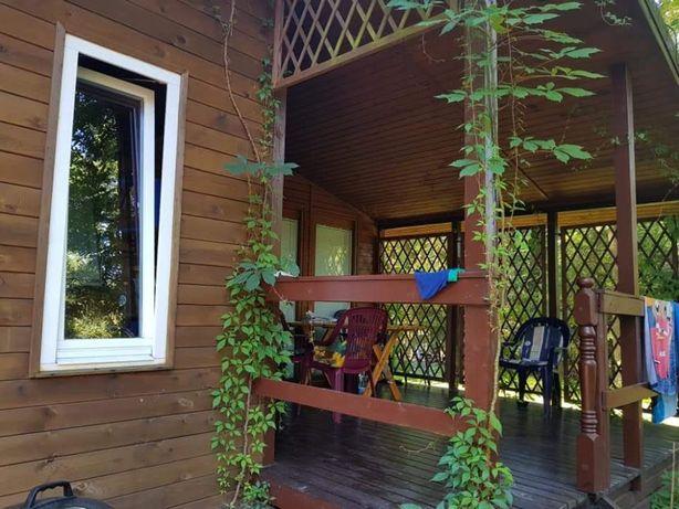 domek kempingowy w Przyjezierzu