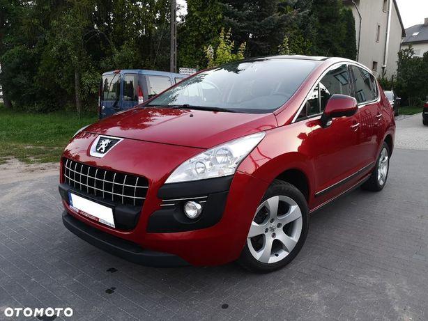 Peugeot 3008 1.6 VTI 120KM Klimatronik Panorama Nawigacja