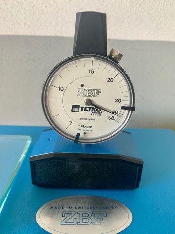 Tensiómetro Medidor de tensão da tela ZBF TETKOMAT