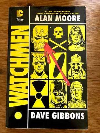 """""""Watchmen"""" - Alan Moore"""