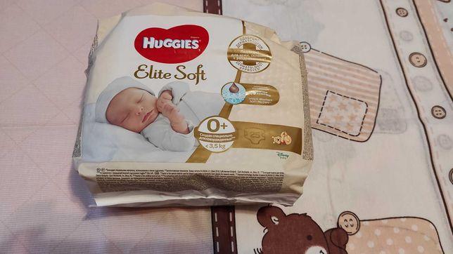 Дитячі Підгузки Huggies Elite Soft