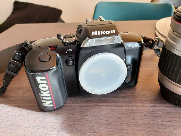 Nikon F-401X body
