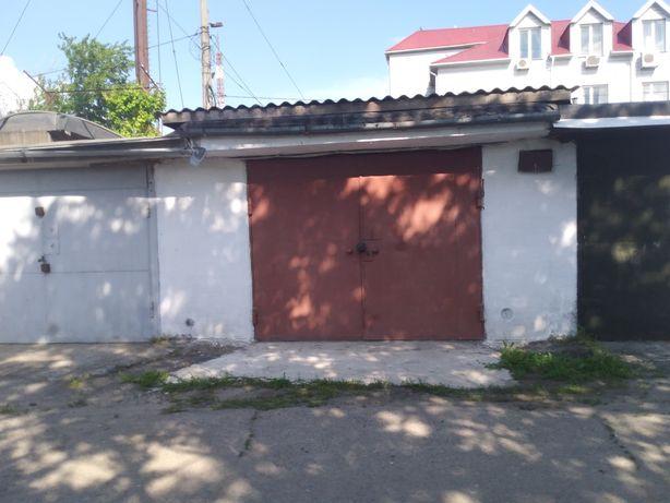 Продам каменный гараж ул.Раскидайловская
