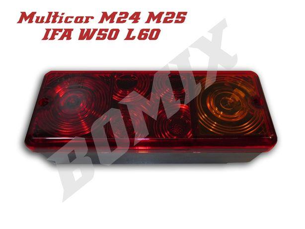 Lampa zespolona tylna prawa Multicar M24 M25 / IFA W50 L60 NOWA
