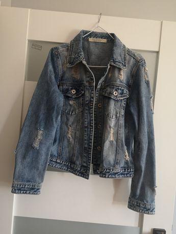 Katana jeansowa S