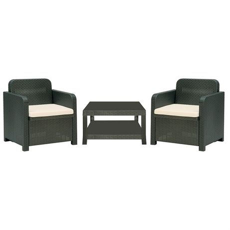 Poltronas/sofás/cadeira de baloiço para o seu jardim