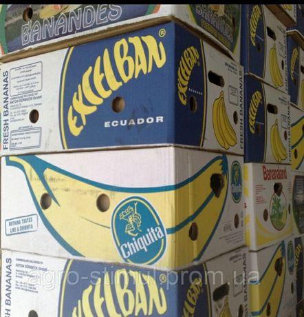 Ящики банановые б/у и новые