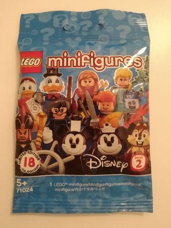LEGO Disney 2 71024 Nowe saszetki(Miki,Hyzio,Dyzio,Zyzio,Sknerus,Elsa)