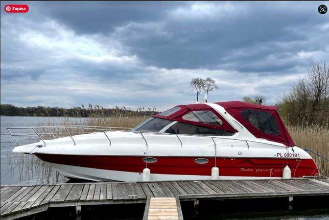 Jacht Motorowy Cramar 32 2 kabiny 8 osób