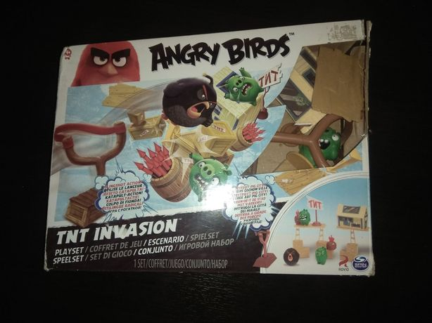 Ирга Angry birds