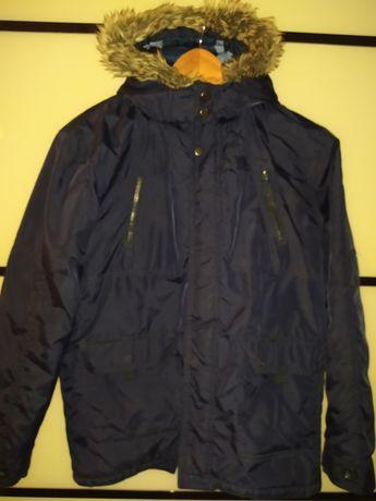 Куртка деми на мальчика 10-12 лет