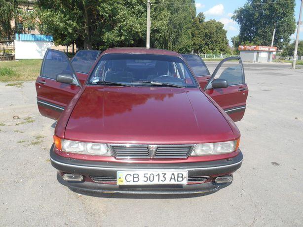 Mitsubishi Galant '89, 2.0і (Газ/Бензин)