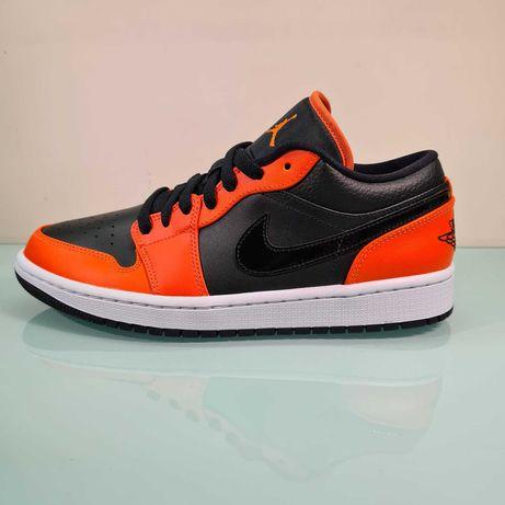 "Air Jordan 1 Low SE ""Black Orange"""
