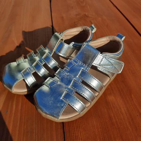 Sandałki H&M r.25